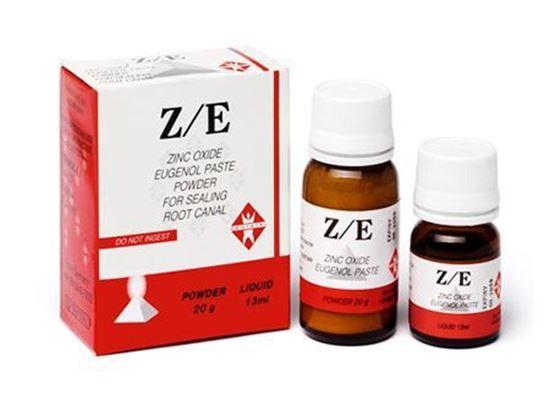 Z/E. Циноксид эвгеноловая паста для пломбирования корневых каналов