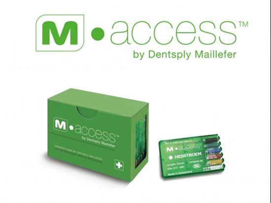 Hedstroem File M-ACCESS (H files, Н-файлы м-аксес) 25мм