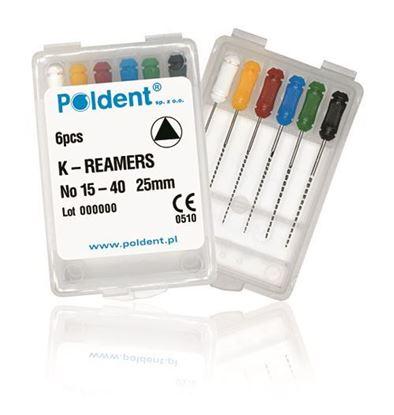 K-REAMERS (К-римеры) 25мм