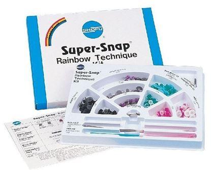 Super-Snap New (Rainbow) полировочная система Супер-Снап
