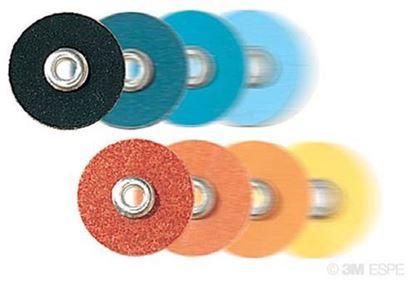 Sof-Lex шлифовальные и полировальные диски 12.7мм 50шт