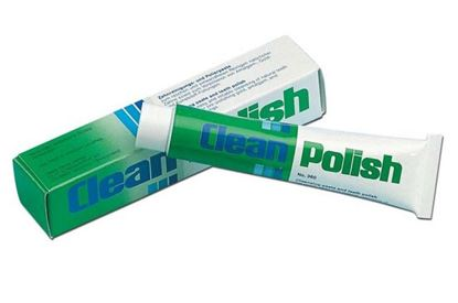 Clean Polish (Клин Полиш) паста полировочная 50г
