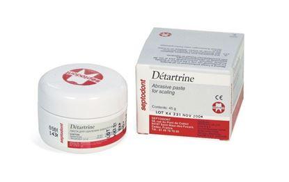 Detartrine (Детартрин) паста для полировки и снятия зубных отложений 45г