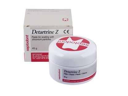 Detartrine Z (Детартрин Z) паста для полировки и снятия зубных отложений 45г