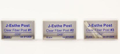 Jen-Esthe Post (Джен-ест пост) штифты стекловолоконные 6шт