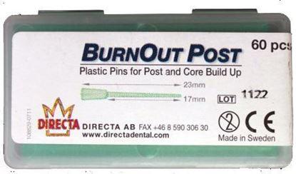 Беззольные штифты (BurnOut Post) 60шт Directa