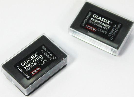 Штифты стекловолоконные Гласикс (Glassix) 6шт