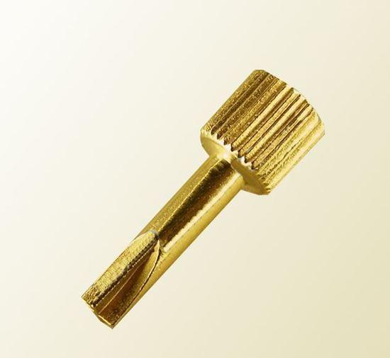 Ключ крестовой (KК - 0.37) для установки позолоченных штифтов