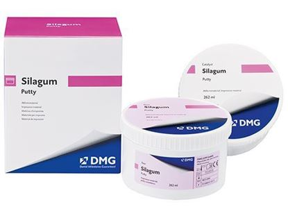 Silagum-Putty (Силагум путти) база + катализатор