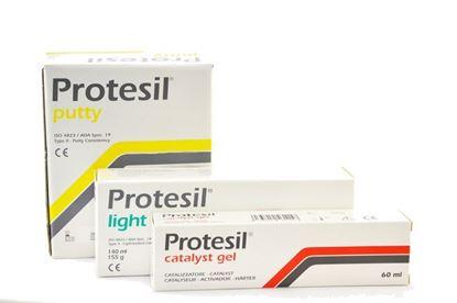 Protesil (Протесил) набор С-силиконовый оттискной материал VANINNI