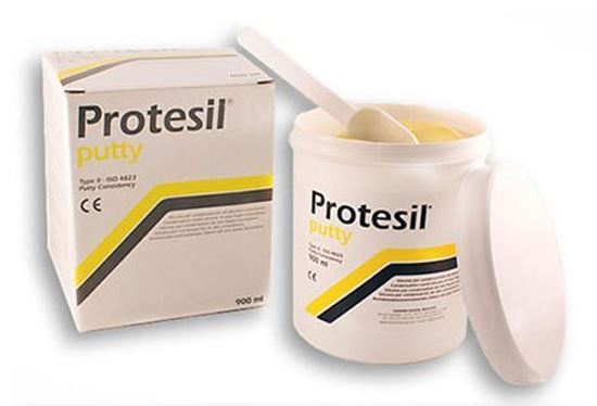 Protesil putty 900мл (Протесил базисная масса) VANINNI