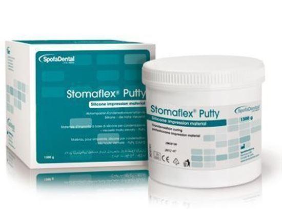 Stomaflex putty 722мл (Стомафлекс база, базисная масса) С-Силиконовый оттискный материал