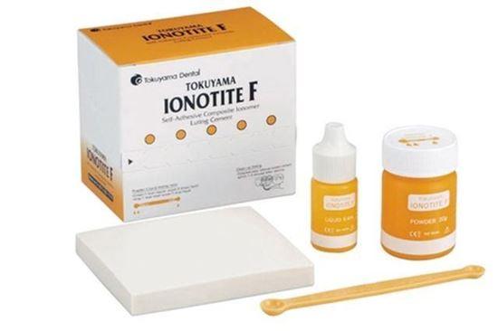 Ionotite F (Ионотайт Ф)  стеклоиономерный фиксационный цемент