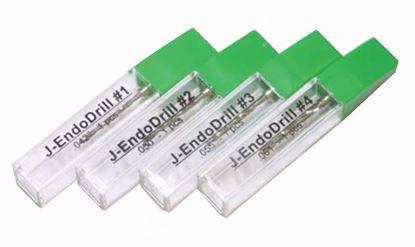 J-EndoDrill (Джей-Эндодрил) развертка для штифтов