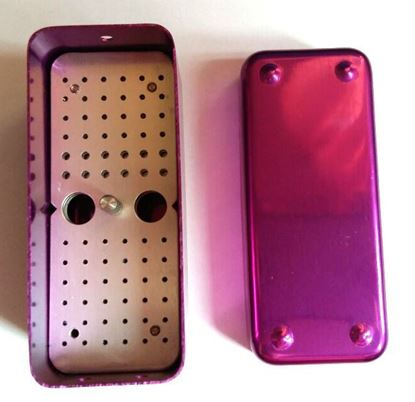 Эндобокс (EndoBox) цветной на 72 инструмента
