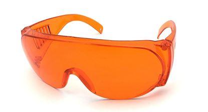 Очки защитные фотополимерные UV