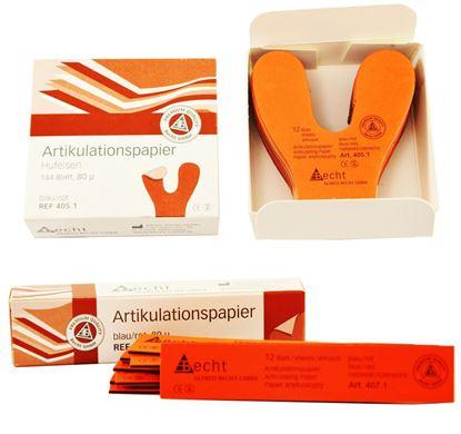 Артикуляционная бумага (Articulating paper)