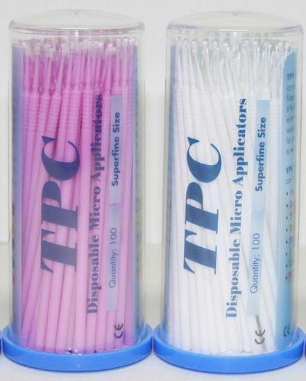 Микроаппликаторы TPC Superfine 100шт (ТПС Суперфайн)