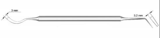 Гладилка серповидная 040-002