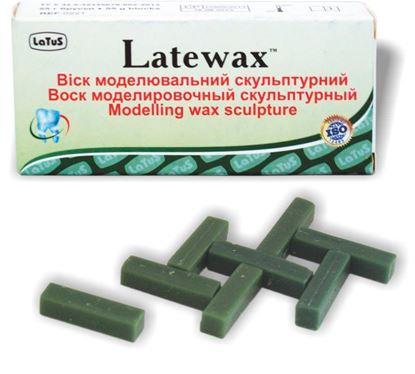 Latewax воск моделировочный скульптурный (Скульпо)