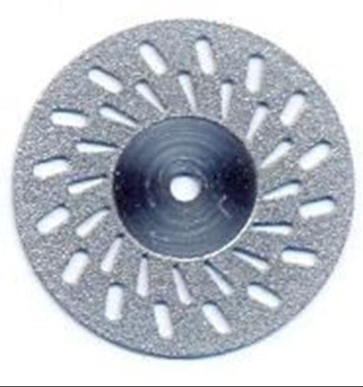 Диск алмазный двухрядный 32 прорези 22мм АГРИ