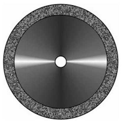 Диск алмазный ободок двусторонний 22мм АГРИ