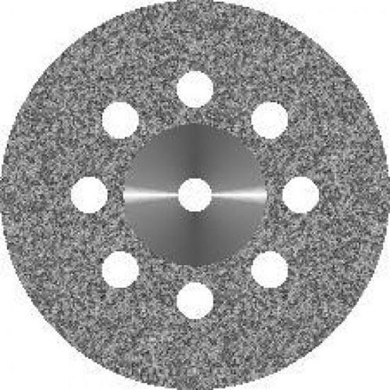 Диск алмазный сплошной 8 отверстий 22мм АГРИ