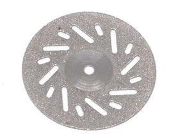 Диск алмазный двусторонний CM06/220/0.20 Kangda Gold Eagle