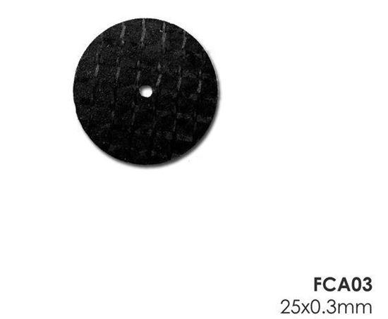 Диск сепарационный армированный 25х0.3мм