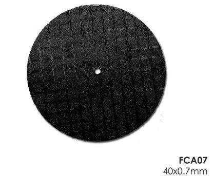 Диск сепарационный армированный 40х0.7мм