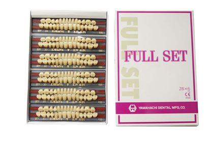 Гарнитур зубов NEW ACE (полный набор) Yamahachi