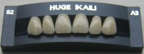 Планки передних верхних зубов Kaili HUGE DENT