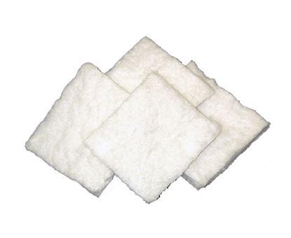 Маты огнеупорные (вата) Porcelain Pillow Liners для безметалловой керамики 4шт