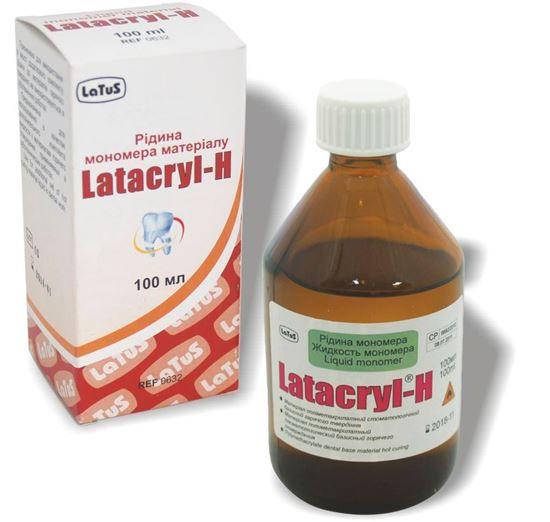 Monomer-F жидкость мономера материала Latacryl-H (Мономер-F)
