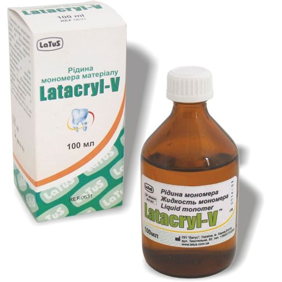 Monomer-S жидкость мономера материала Latacryl-V (Мономер-S)
