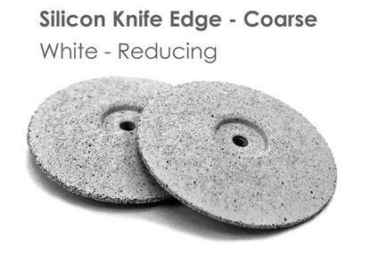Полировальный силиконовый диск белый линза 206