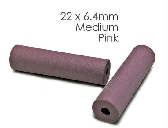 Полировальный силиконовый цилиндр розовый 206