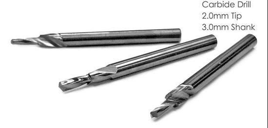 Carbide Drill Bit (Pindex Drill) сверло для пиндекса