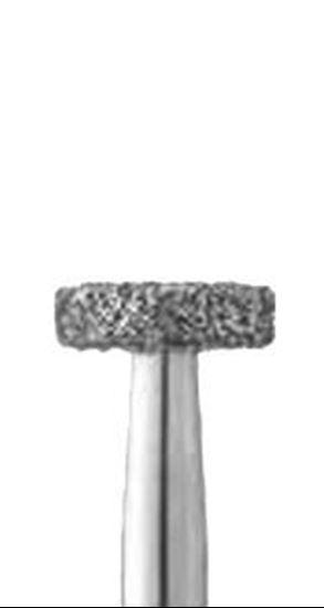 Колесовидная форма бор алмазный