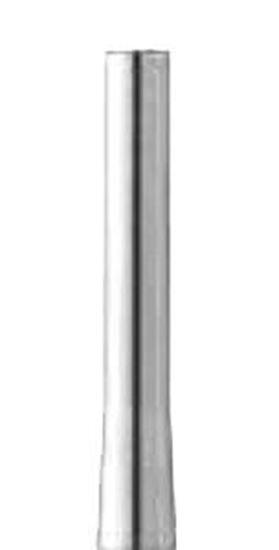 Цилиндрическая с нанесением на торце форма бор алмазный