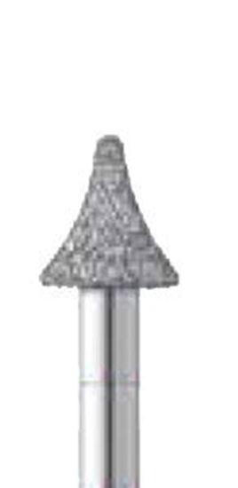 Окклюзионный (межзубный) бор алмазный