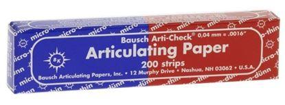 Артикуляционная бумага (Articulating paper) BK-80