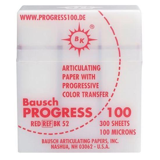 Артикуляционная бумага (Articulating paper) BK-52