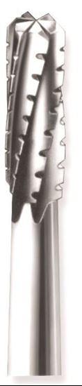 Цилиндр крестообразная насечка (Crosscut Fissure) твердосплавный бор